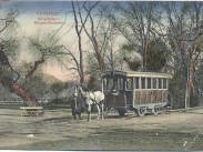 1900 táján, Margitsziget, 13. kerület