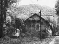 1976 táján, Zugligeti út, 12. kerület
