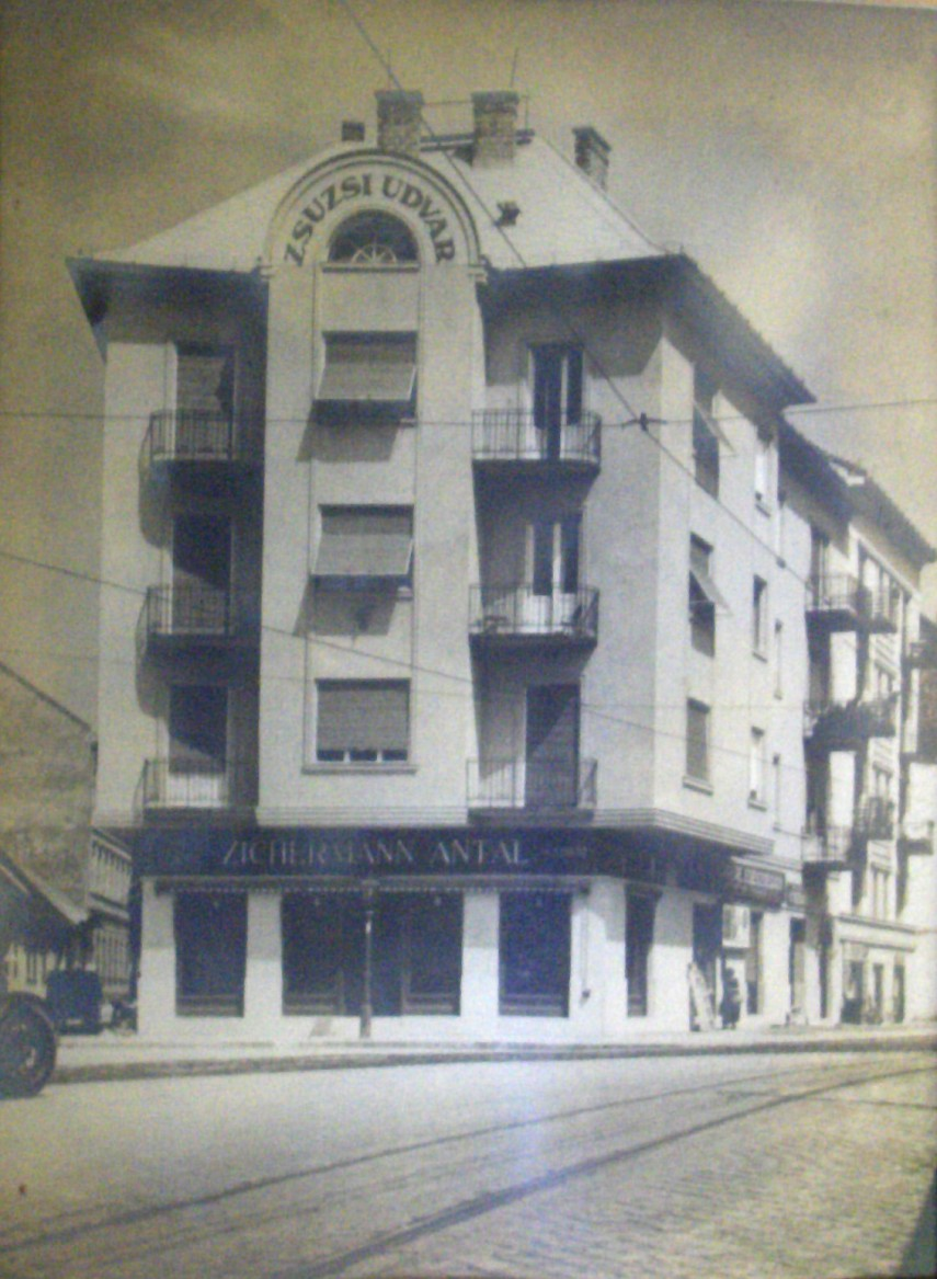 1930-as évek (?), Lajos utca, 3. kerület